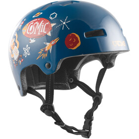 TSG Nipper Maxi Graphic Design Bike Helmet Children colourful